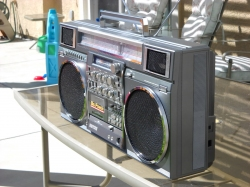 What is the best sounding and most powerful boombox? - last post by mellymelsr